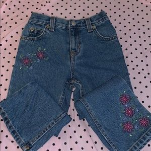 #1577 NWT Girls Cannon River Jeans